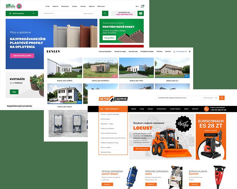 Tvorba eshopu | Marketingová agentúra Uniqino