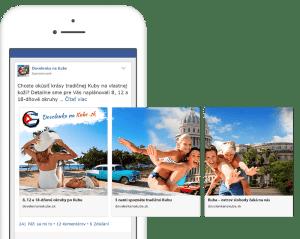 Reklama na Facebooku | Marketingová agentúra Uniqino