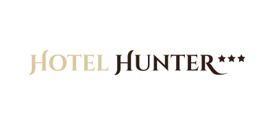 Logo Hotel Hunter klient marketingovej agentúry UNIQINO