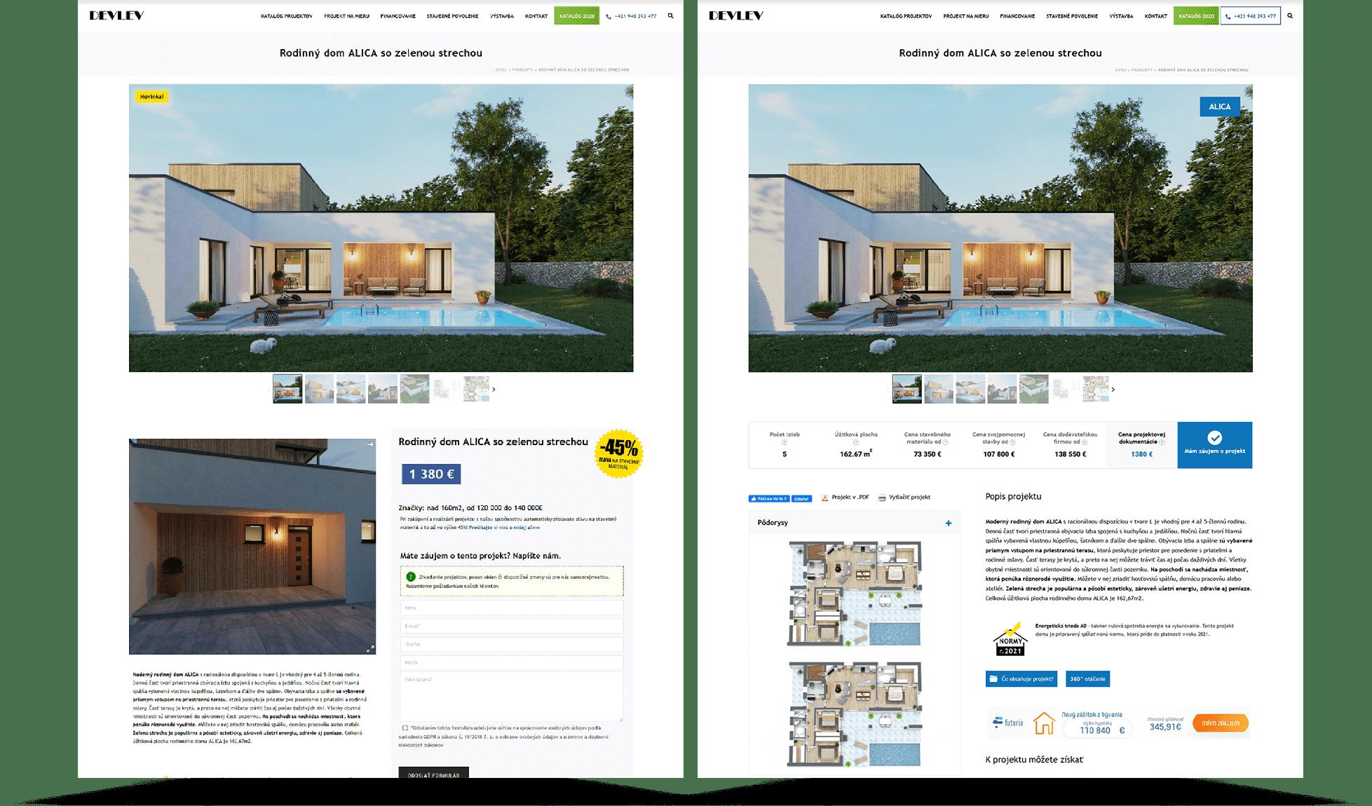 Tvorba eshopu katalogoveprojekty.sk | Marketingová agentúra UNIQINO