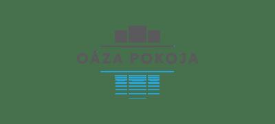 Logo Oáza pokoja klient marketingovej agentúry UNIQINO