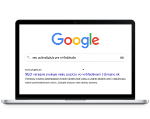 SEO optimalizácia pre vyhľadávače | Marketingová agentúra Uniqino