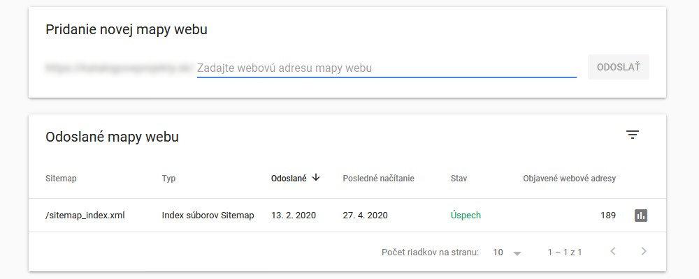 Bezplatný SEO nástroj Google Search Console | UNIQINO blog