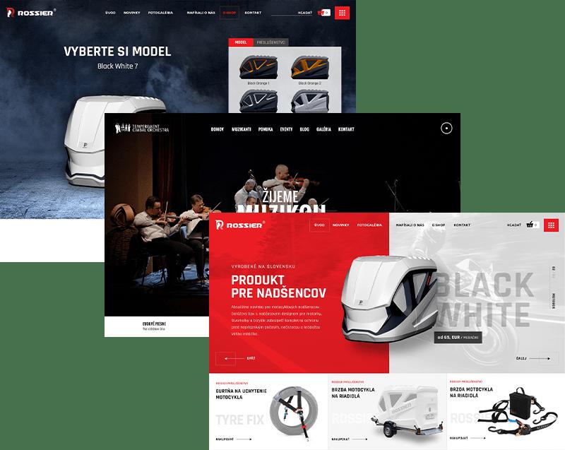 Tvorba web stránok | Marketingová agentúra Uniqino
